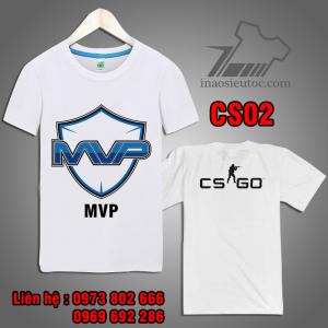 Áo Game CS GO team mvp giá rẻ, chất lượng nam định