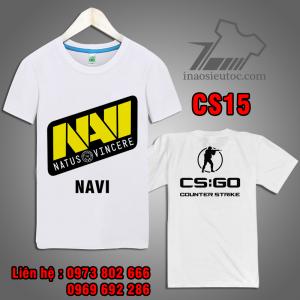 Áo Game CS GO team navi giá tốt nhất ở bắc giang