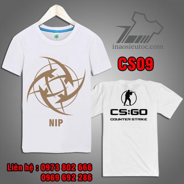 Áo Game CS GO team NIP giá rẻ, chất lượng ở thanh hóa