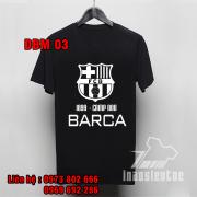 địa chỉ làm áo nhóm club barcelona giá rẻ, uy tín ở lào cai