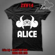 Áo phông đen game Liên Quân  Alice đẹp nhất ở hà giang