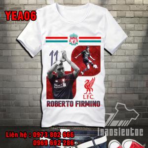 Áo bóng đá Liverpool firmino đẹp, giá rẻ ở hải dương