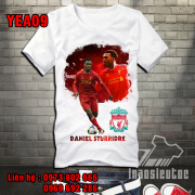 Áo bóng đá Liverpool sturridge giá rẻ duy nhất ở gia lai