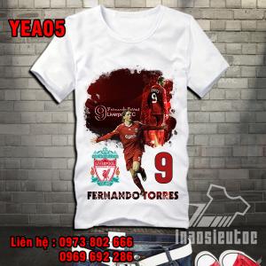 Áo bóng đá Liverpool torres giá rẻ hấp dẫn ở quảng ninh