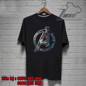 áo phông siêu anh hùng captain america giá rẻ, chất lượng - inaosieutoc ở vũng tàu
