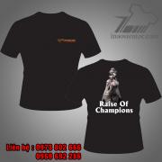Áo đen Crossfire Legend giá rẻ ở Bác Giang