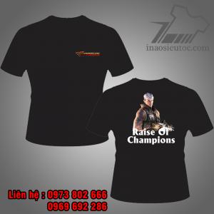 Áo đen Crossfire Legend giá rẻ, chất lượng ở hà nội