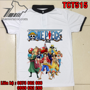 áo one piece - team one piece, đẹp nhất ở long an