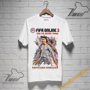 Áo thun Fifa Online 3 Ronaldo giá rẻ, uy tín ở hải phòng