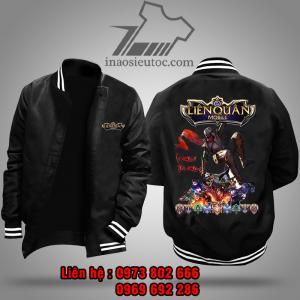 Áo khoác đen bóng chày Murad Liên Quân Mobile giá rẻ hấp dẫn ở hà nội