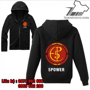 Áo khoác đen Team 5Powe - CSGO đẹp, giá rẻ ở quảng ninh