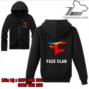 Áo khoác đen Team Faze Clan - CSGO đẹp chất lượng ở đà nẵng