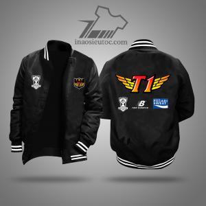 Áo khoác đen team SKT T1 cực độc ở đà nẵng