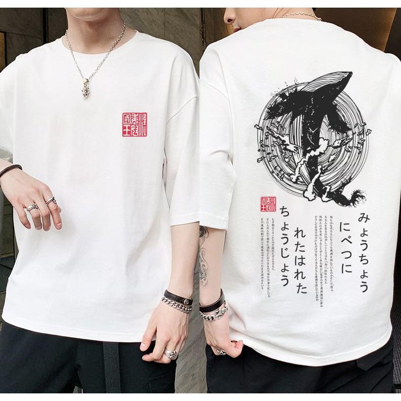Xưởng may áo thun áo phông tay lỡ form rộng unisex giá rẻ tận gốc ở hà nội