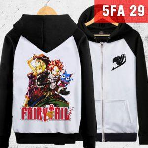 Áo khoác Fairy Tail mới nhất - cách đặt áo Fairy Tail nhanh nhất