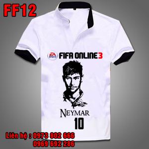 Áo phông Neymar - Fifa Online 3