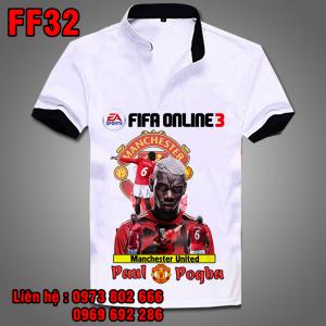 Áo phông Pogba - Fifa Online 3
