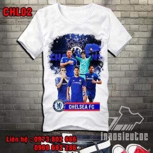 Áo bóng đá Chelsea cực độc ở long an
