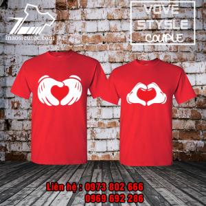 Áo đôi dành cho đôi bạn thân đẹp giá rẻ - inaosieutoc.com